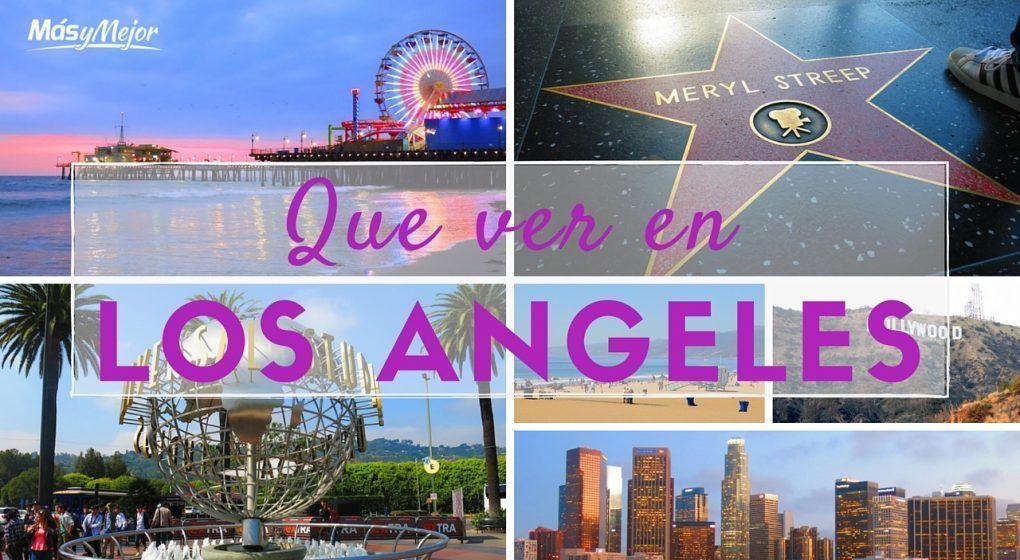 Sitios que ver en Los Angeles