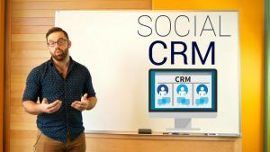 social crm manager