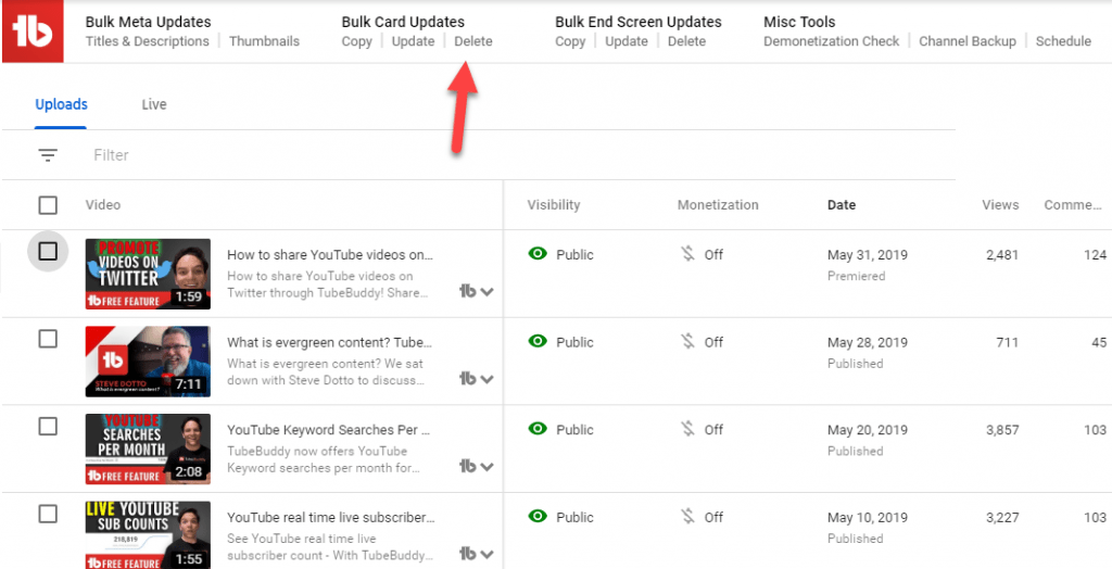 tubebuddy-bulk-delete-cards2