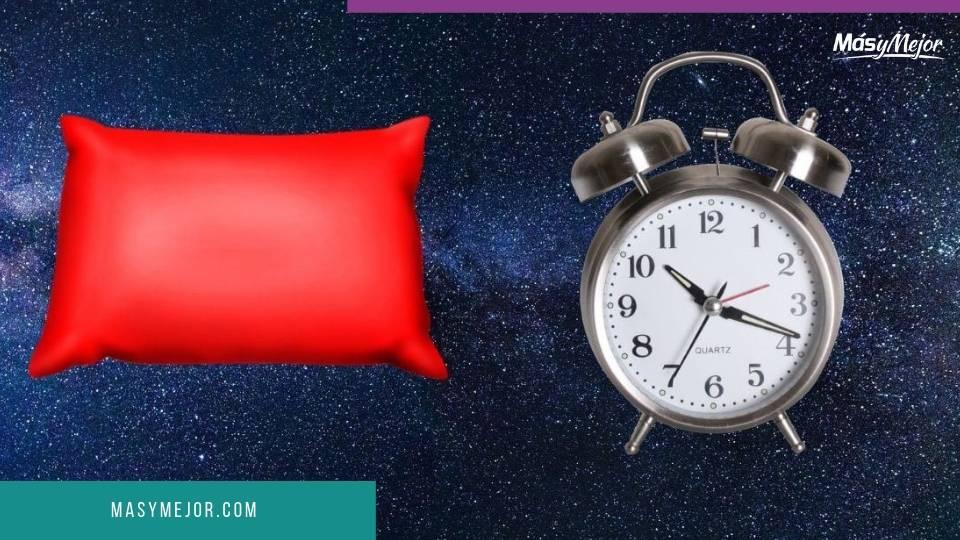 ¿Qué hacer para dormir bien y rápido?