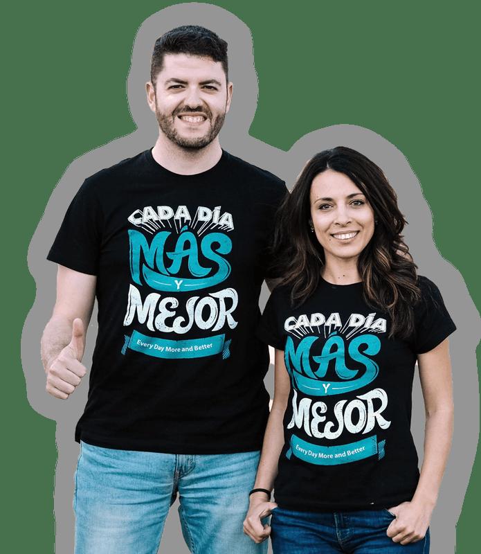 Isa y Juanmi, Más y Mejor